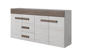 Idzczak Meble Alaska 14 Chest Of Drawers Northland/Trufla
