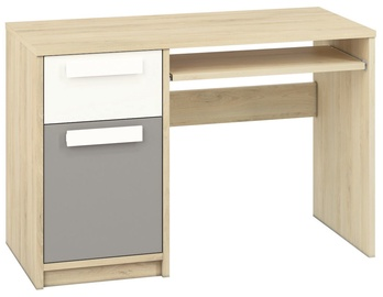 ML Meble Writing Desk Drop 14 Dark Grey
