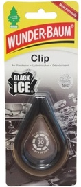 Wunder-Baum Air Freshener Clip Black Ice