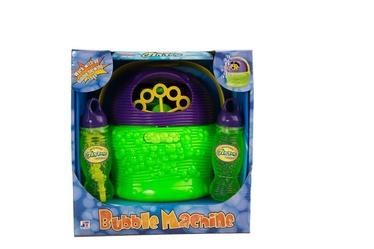 Žaislinė muilo burbulų mašina