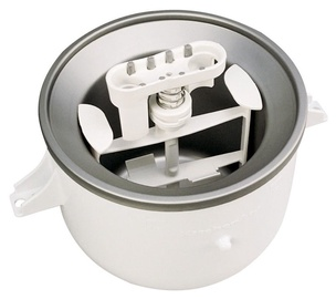 KitchenAid Attachment Ice Cream Maker 5KICAOWH White