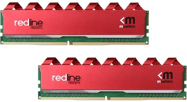 Mushkin Redline 16GB 3466MHz CL16 DDR4 Kit Of 2 MRA4U346GJJM8GX2