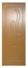 Vidaus durų varčia, tamsaus ąžuolo, 200x60 cm