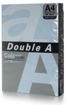 Бумага Double A Colour Paper A4 500 Sheets Ocean