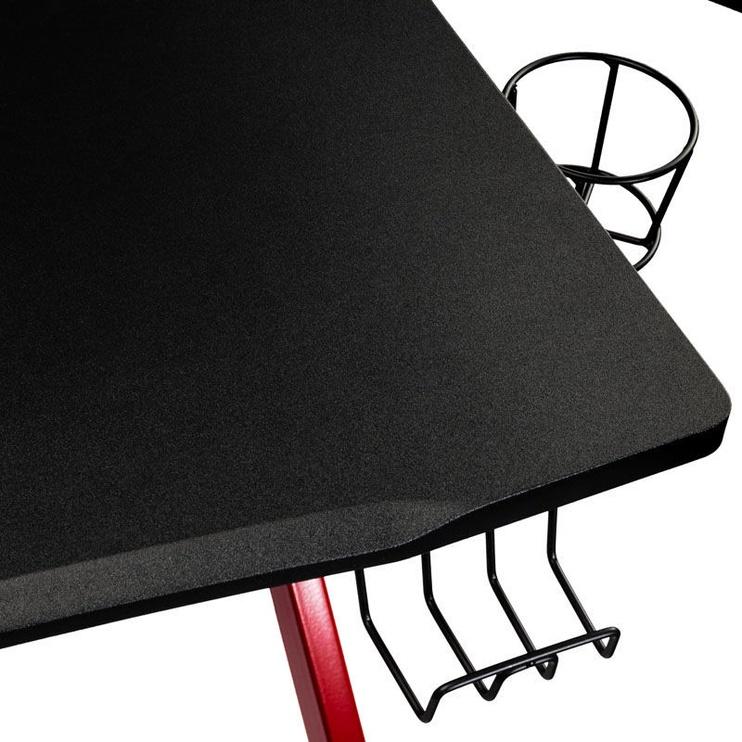 Nitro Concepts D12 Gaming Desk Red/Black