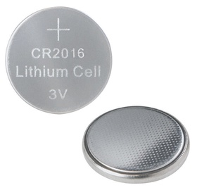 LogiLink Lithium Button Cell Battery 3V CR2016