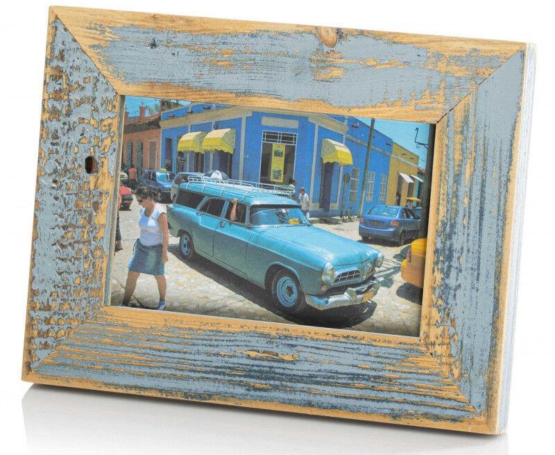 Фоторамка Bad Disain Photo Frame 10x15cm 1520930 Blue