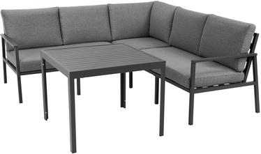 Комплект уличной мебели Home4you Adrian 21181 Grey, 5 места