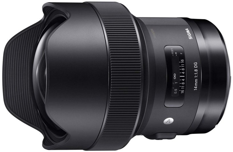 Sigma 14mm F1.8 DG HSM Art for Nikon