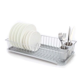 Futura Dish Dryer 49x24x12.5cm Grey