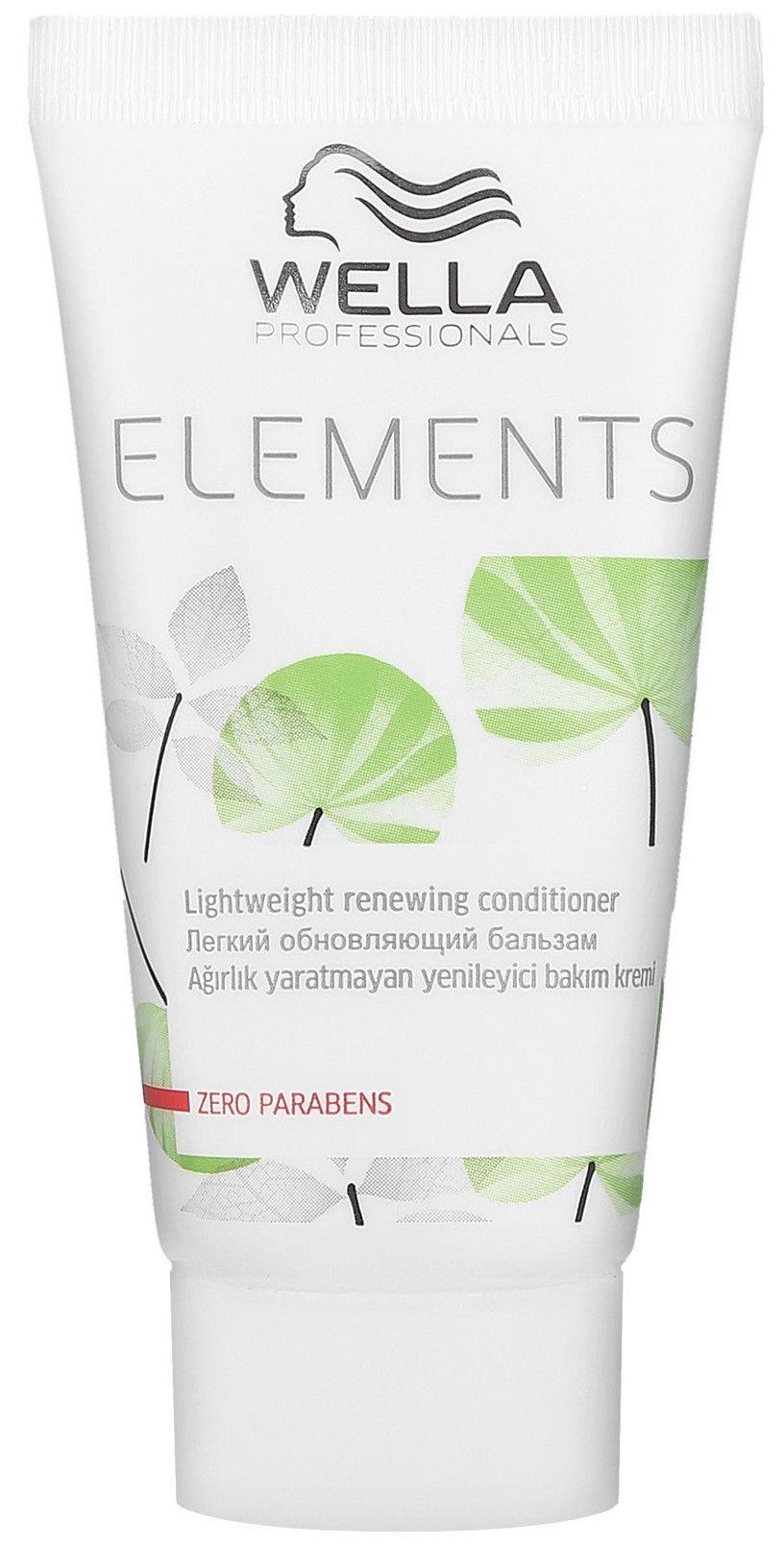 Wella Elements Renewing Conditioner 30ml