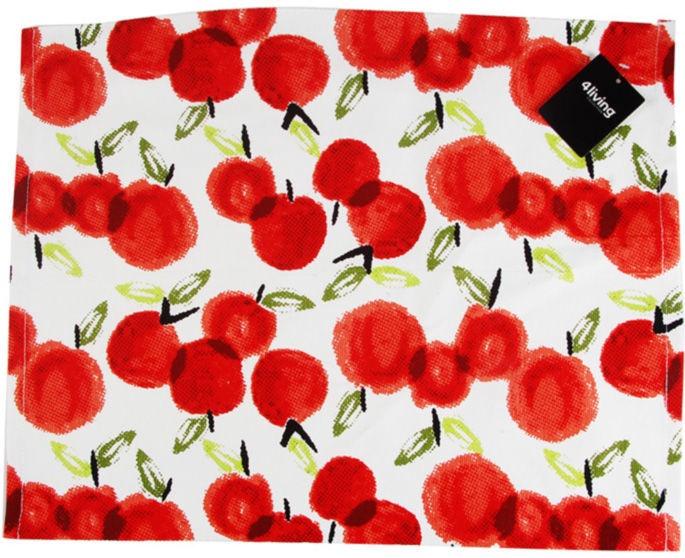 4Living Home Mat Garden Cherry 35x45cm 009823