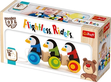 Trefl Wooden Toys Flightless Riders 60922