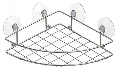Verners Corner Shelf Chrome