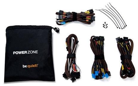 Be Quiet! ATX 2.4 Power Zone 850W BN212