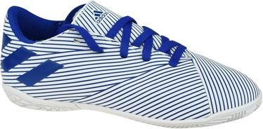 Adidas Nemeziz 19.4 IN Junior Shoes EF1754 Blue/White 28