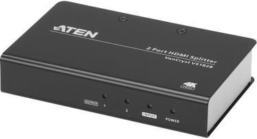 Videosignaali jagaja (Splitter) Aten VS182B 2-Port HDMI Splitter