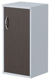 Skyland Imago Office Cabinet SU-3.1 Right Wenge Magic/Metallic