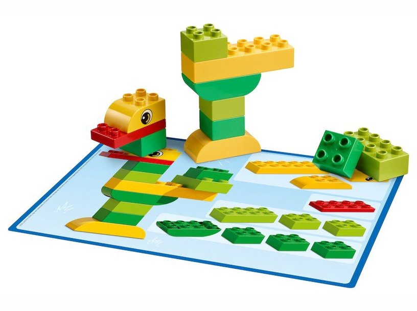 Конструктор LEGO Education Creative Brick Set 45019 45019, 160 шт.