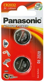 ELEMENT  PANASONIC  CR2032/2B