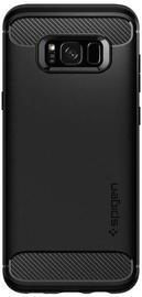 Spigen Liquid Crystal Back Case For Samsung Galaxy S8 Black