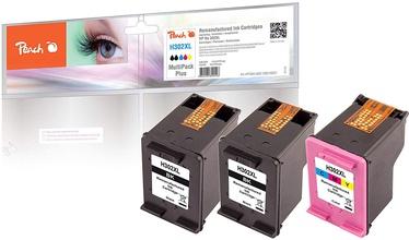 Кассета для принтера Peach Ink Cartridge H302XL Multipack Plus