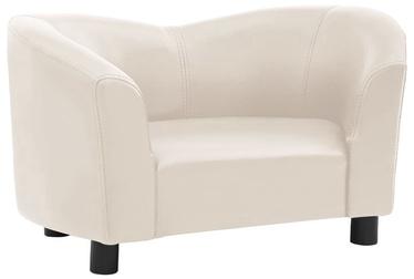 Кровать для животных VLX Dog Bed, кремовый, 670 мм x 410 мм