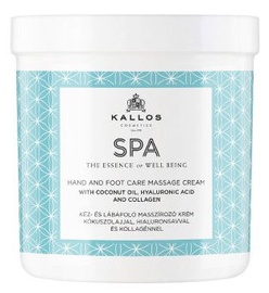 Kallos Spa Hand and Foot Care Massage Cream 500ml