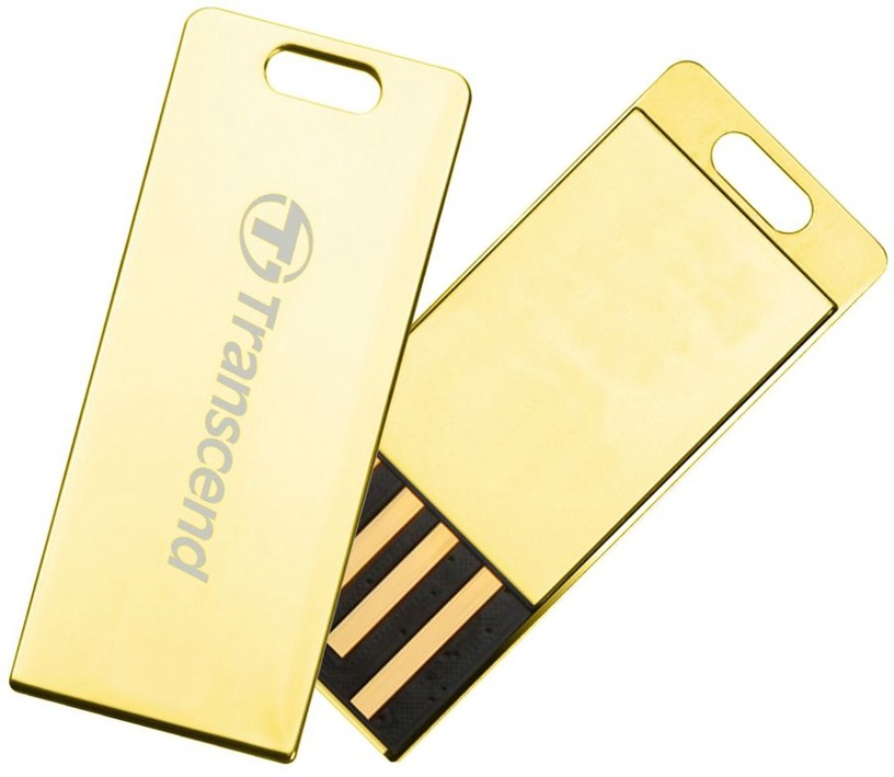 Transcend Jet Flash T3G 8GB Gold