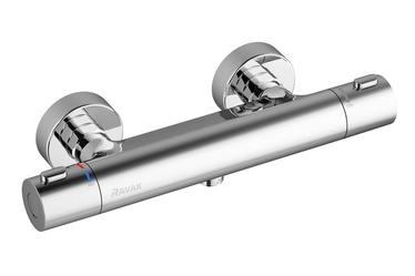 Ravak TE 033.00/150 Termo 300 Thermostatic Bath Mixer Chrome