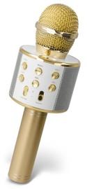 Микрофон Forever BMS-300, золотой