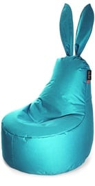 Кресло-мешок Qubo Mommy Rabbit Fit Aqua Pop