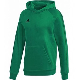 Adidas Core 18 Hoodie Youth FS1893 Green 152cm