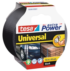 Tesa Extra Power Universal 10m Black
