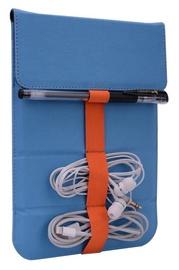 "GreenGo Universal Tablet Case 7-8"" Blue"