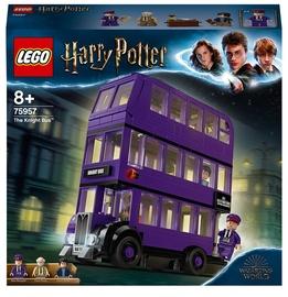 Конструктор LEGO Harry Potter Автобус «Ночной рыцарь» 75957, 403 шт.