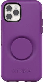 Otterbox Otter Back Case With PopSocket For Apple iPhone 11 Pro Purple