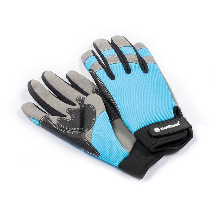 Рабочие перчатки Cellfast Synthetic Leather Gloves 92-014 XL