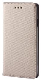 Mocco Smart Magnet Book Case For Nokia 8 Gold