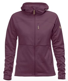 Fjall Raven Abisko Trail Fleece Jacket Plum S