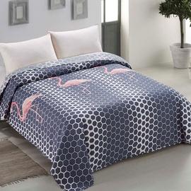 Voodikate AmeliaHome Ah Bedcover Flamingo 170x210