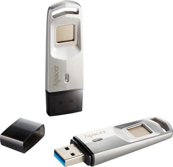 USB-накопитель Apacer AH651 Fingerprint, 32 GB