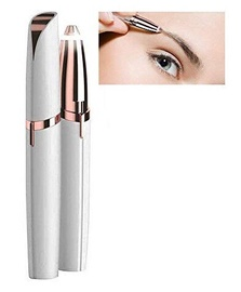 Eyebrow Trimmer With LED Light