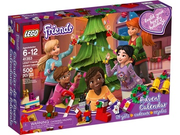 Konstruktor Lego Friends Advent Calendar 41353
