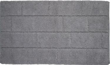 Saniplast Wall Perla Bathroom Floor Mat 55x110cm Grey