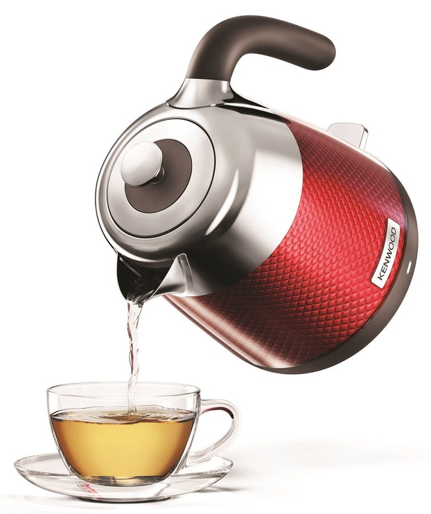 Электрический чайник Kenwood Mesmerine ZJM810RD, 1.6 л