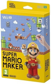 Super Mario Maker Incl. Artbook WiiU