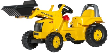 Rolly Toys Kid New Holland Construction W 190C Yellow 025053