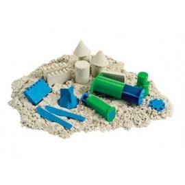 Kinetic Sand Forms For Castle Construction