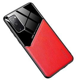 Чехол Mocco Lens For Samsung Galaxy S21, красный